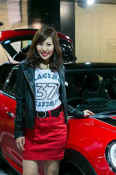 「東京モーターショー2015」美人コンパニオン画像まとめ30