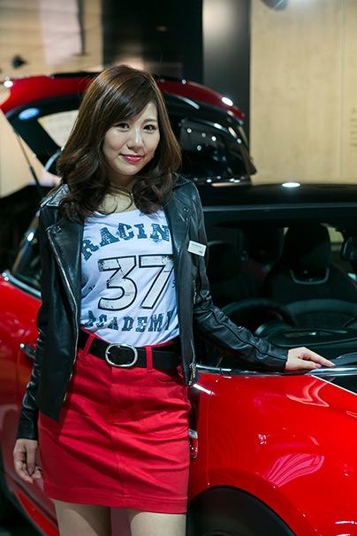 「東京モーターショー2015」美人コンパニオン画像まとめ31