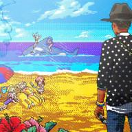 【追記】オタク的世界観MAXのファレル新MVがヤバい! プロデュースは村上隆