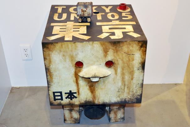 アシュレイ・ウッドのThreeA(3A)日本初個展13