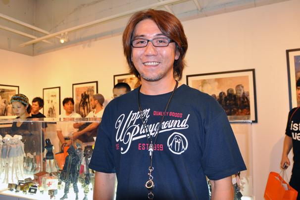 アシュレイ・ウッドのThreeA(3A)日本初個展9
