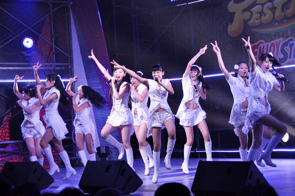【TIF2014】圧巻のダンスサミットを披露! 東京パフォーマンスドール初出場