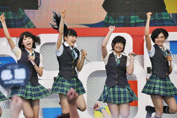 「東京アイドルフェスティバル(TIF)2014」HKT48