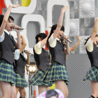 【TIF2014】博多すげえ! 指原率いるHKT48が見せた全力パフォーマンス