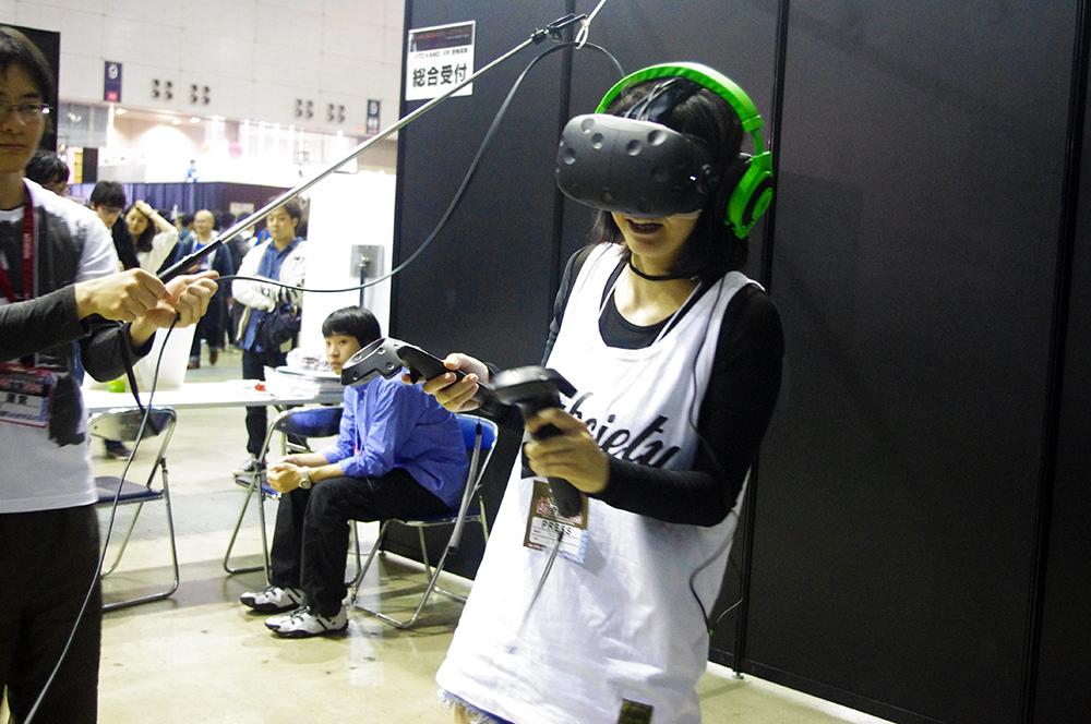 【超会議】VRホラーゲーム珠玉の3作を体験 想像を絶する恐怖の連続