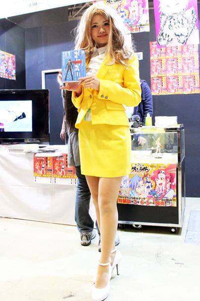 コミケ87コスプレコンパニオン画像まとめ月刊ヒーローズ4