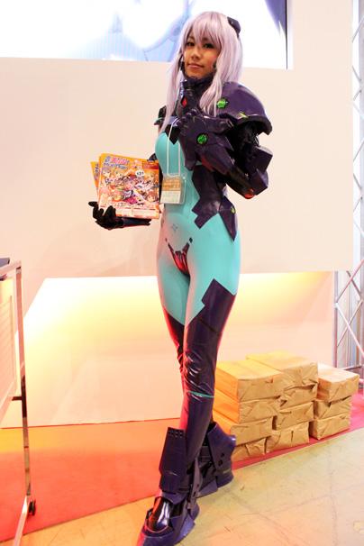 コミケ87コスプレコンパニオン画像まとめ美少女Mobage2