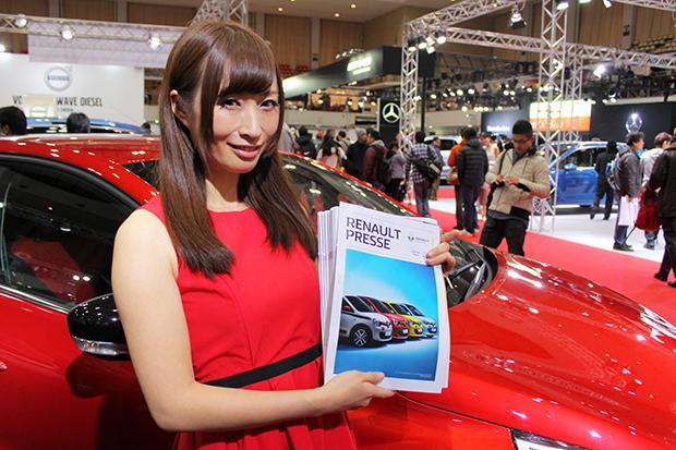 福岡モーターショー2015レポート 未来な車と美人コンパニオンが博多に集結!