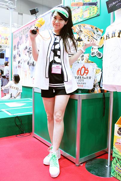 東京おもちゃショー美人コンパニオン写真28