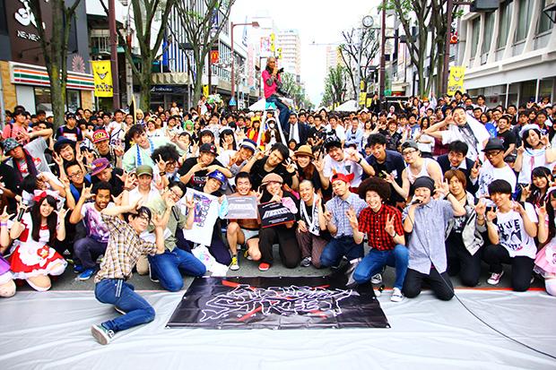 世界最強を決めるアニソンダンスバトル「アキバ×ストリート」第2期開幕!