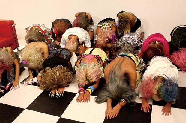 最強黒ギャル軍団が本気の土下座! 渋谷の文化を世界に発信したい