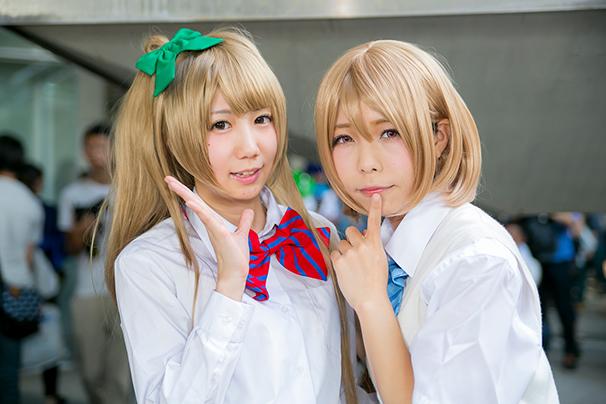 東京ゲームショウ2015「TGS」コスプレ画像まとめ47