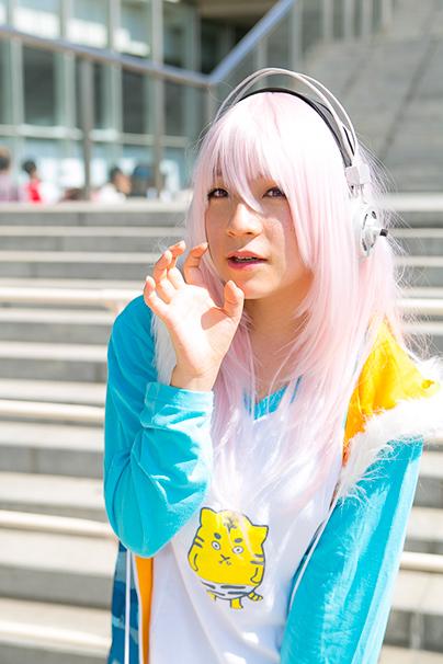 東京ゲームショウ2015「TGS」コスプレ画像まとめ11