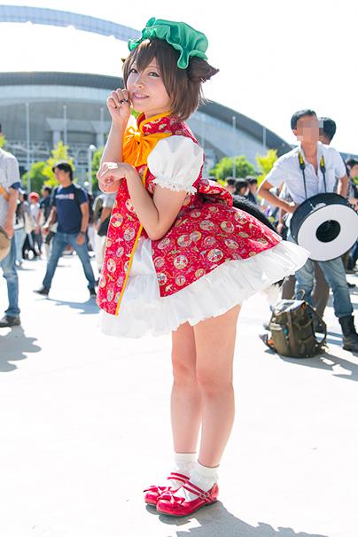 東京ゲームショウ2015「TGS」コスプレ画像まとめ13