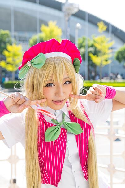 東京ゲームショウ2015「TGS」コスプレ画像まとめ21