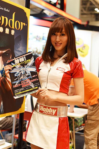 東京おもちゃショー美人コンパニオン写真23