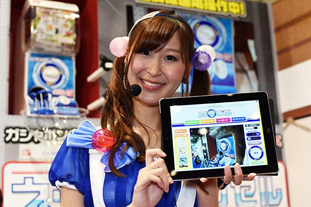 東京おもちゃショー美人コンパニオン写真11