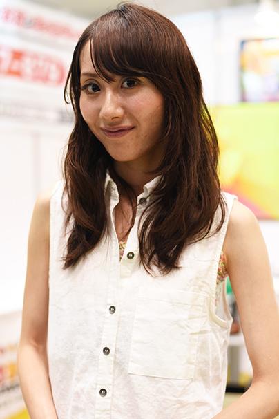 東京おもちゃショー美人コンパニオン写真24