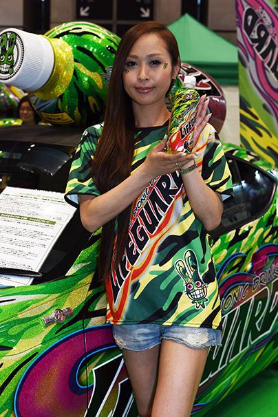 東京おもちゃショー美人コンパニオン写真20