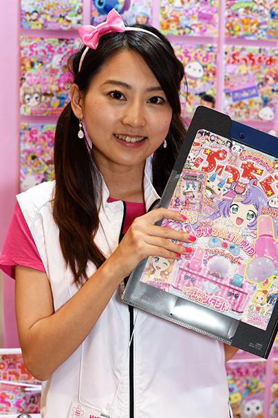 東京おもちゃショー美人コンパニオン写真17