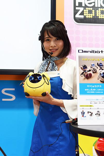 東京おもちゃショー美人コンパニオン写真15