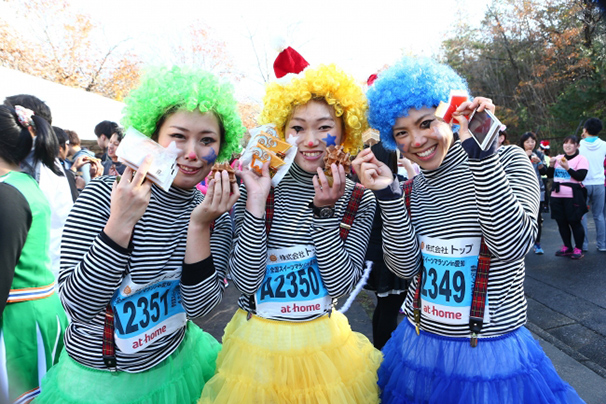 Sweets Marathon