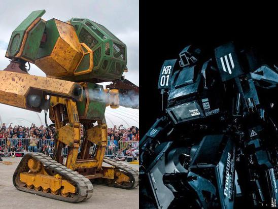 日米の巨大ロボット「クラタス vs Megabots」対決が実現 「日本文化を海外にとられたくない」
