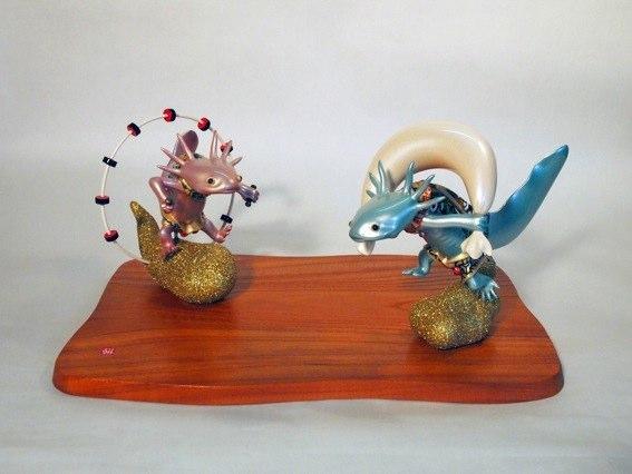 salamander[FUJIN-RAIJIN]