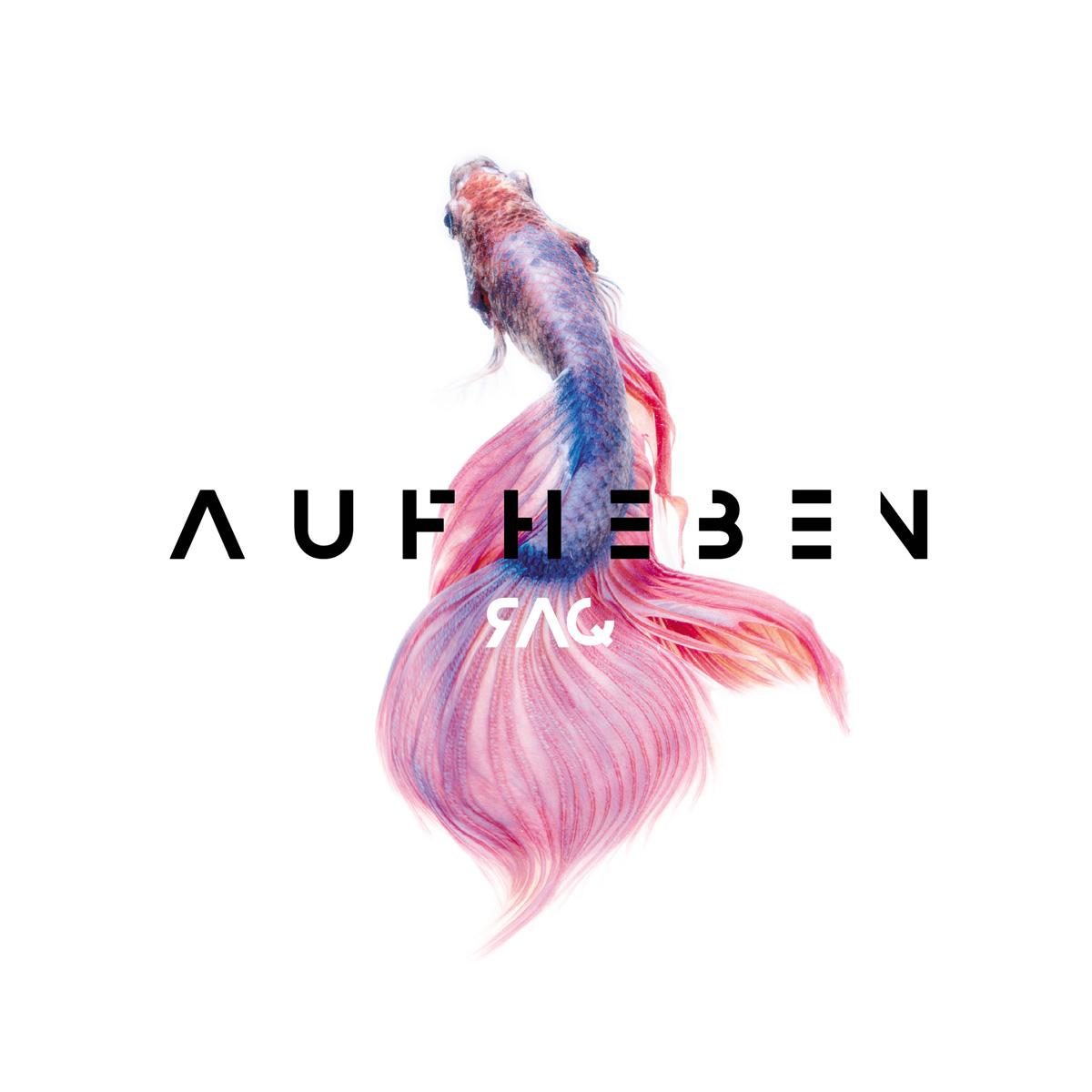 東大卒ラッパー RAq、1stアルバム『アウフヘーベン』リリース