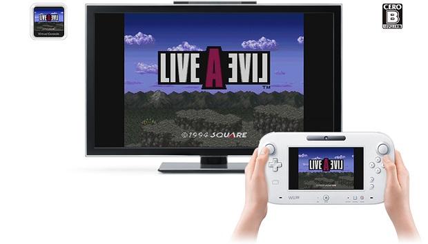 幻の名作RPG『ライブ・ア・ライブ』  Wii Uで待望の配信解禁!
