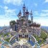 Minecraftで美しすぎる「魔法の城」建築 大人気の建築動画