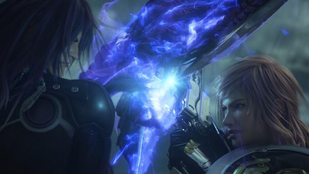 『ファイナルファンタジーXIII-2』/Steam商品ページより