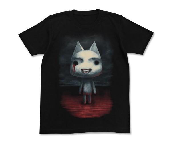 コラボイラストTシャツ 【SIRENといっしょ】(シビトロの海還りver.)(画像はAmazon.co.jpより)