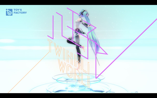 「Twinkle World feat.初音ミク」MV