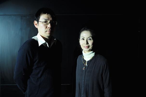 (左)Conures a.k.a.Nobuyuki Tokunagaさん (右)木村弓さん