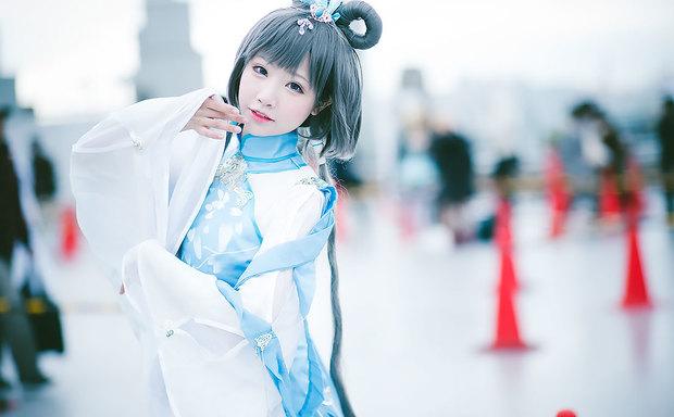 小柔SeeUさん/洛天衣