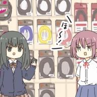 アニメ「女子高生シールドを買いに行く」が面白すぎる!  田渕ひさ子が声優