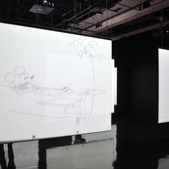 ディズニー・アート展3