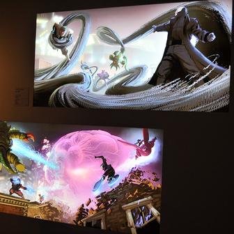 ディズニー・アート展21