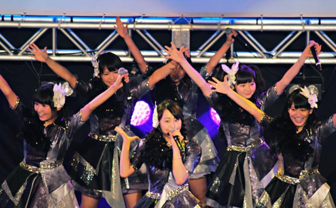 SKE48が3年ぶりにTIFへ! 卒業間近の松井玲奈、念願の初ステージに感激