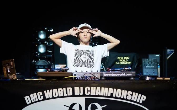 DJの世界大会「DMC WORLD」 日本の現役大学生DJ YUTOが1位に輝く!