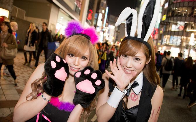 【写真100枚】渋谷ハロウィン最終日! 混沌に紛れた美女たちの厳選スナップ