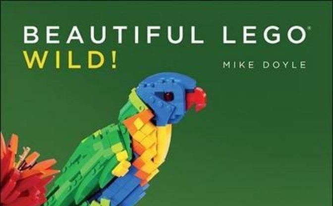 世界中のレゴアートが集結! 『Beautiful LEGO WILD!』が圧巻