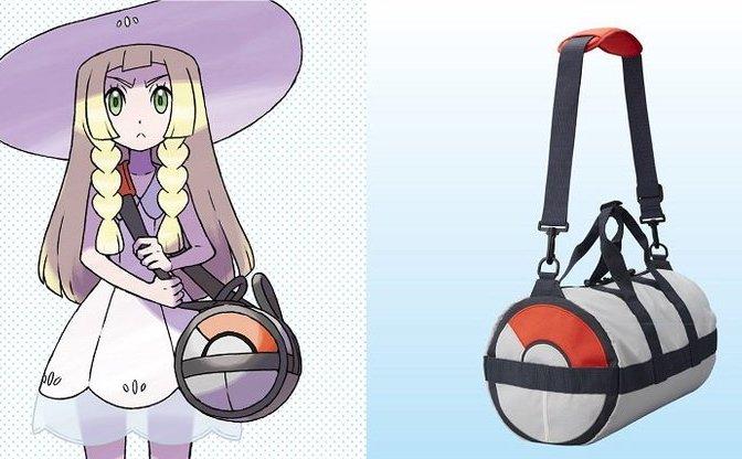 【ポケモン】大人気すぎるリーリエちゃんのドラムバッグが再販へ