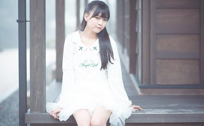 """【写真】カメラマンが""""群馬の天使""""と崇めるモデル「夢咲はゆ」さんとは?"""