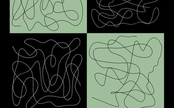 気鋭作家 オオクボリュウ、D.A.N.ワンマンのビジュアルイメージ描く