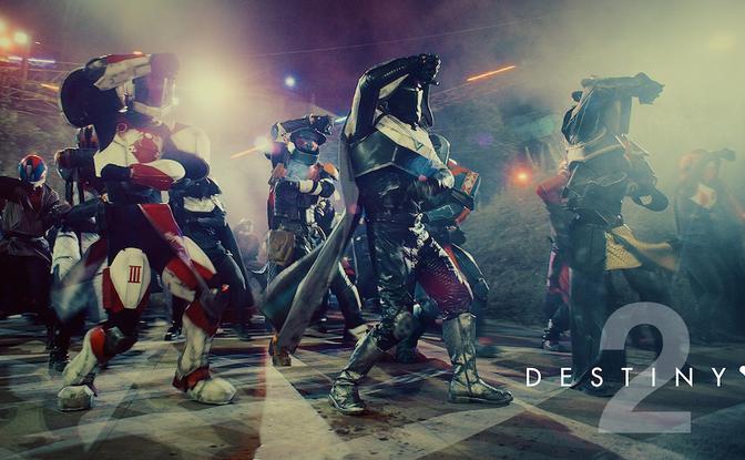 『Destiny』コアゲーマー TeddyLoid 新作PVで楽曲プロデュース