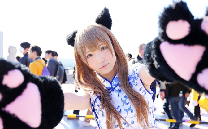 【C91】冬コミ3日目のコスプレイヤー写真まとめ! 可愛さ果てしない