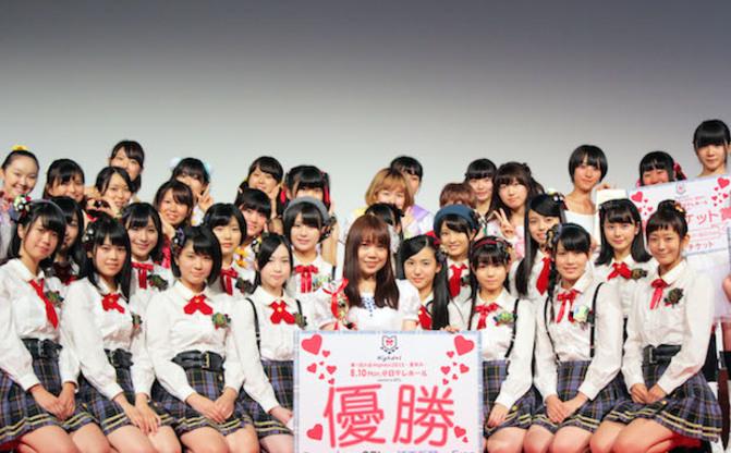 女子高生アイドル日本一「Highdol」レポート! 初代女王にインタビュー