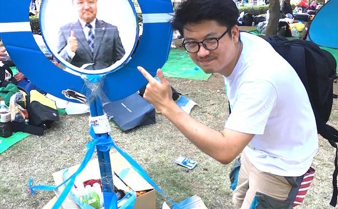 【ポケモンGO】ドルヲタおじさん、お台場「TIF」会場でカビゴン捕獲の巻!
